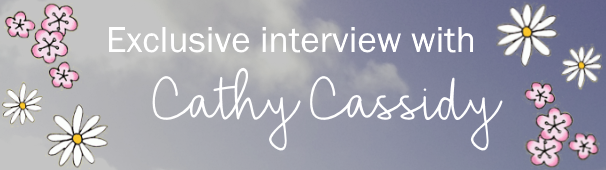 Author Interview: Cathy Cassidy // #BEDM