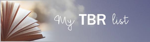 My TBR List // #BEDM