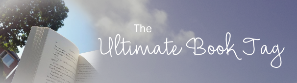 The Ultimate Book Tag // #BEDM