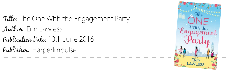 engagement party info
